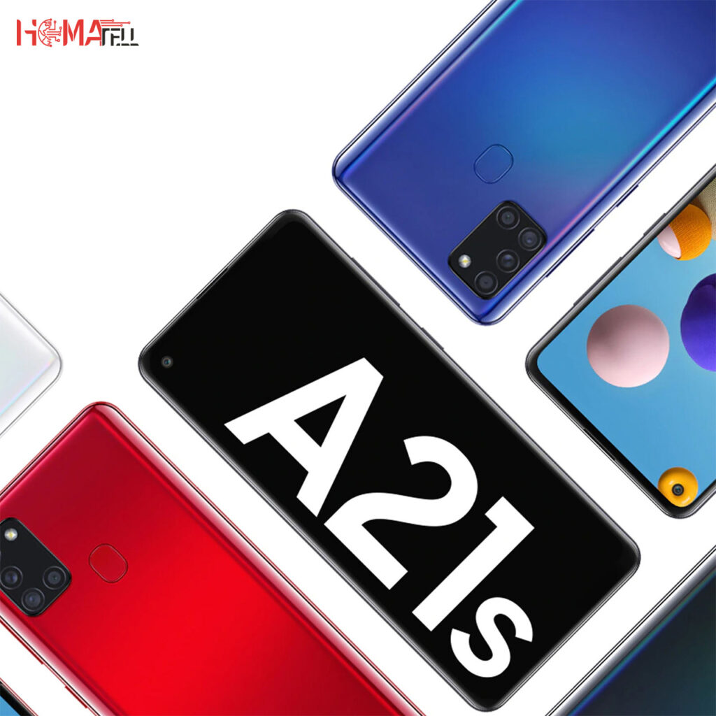 گوشی موبایل سامسونگ مدل گالاکسی A21S|