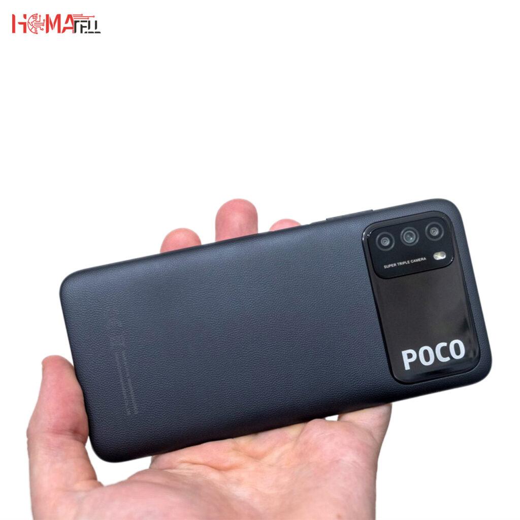 گوشی موبایل شیائومی مدل poco M3