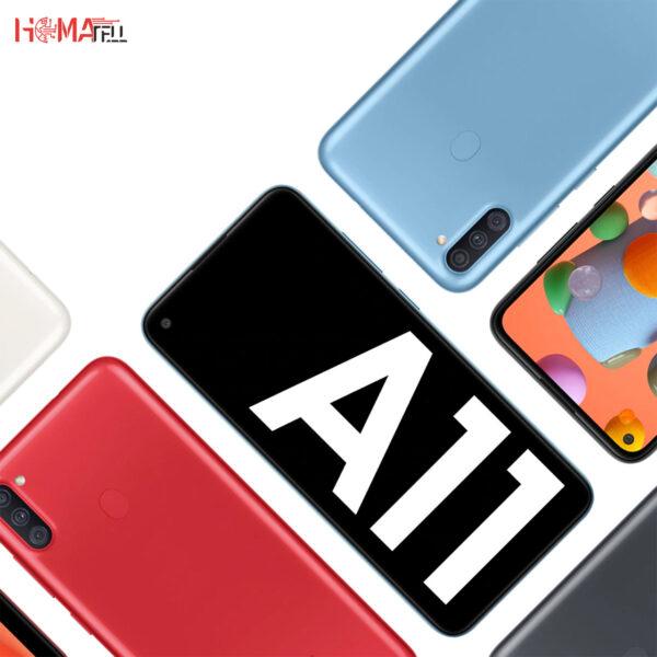 گوشی موبایل سامسونگ مدل گلکسی A10S