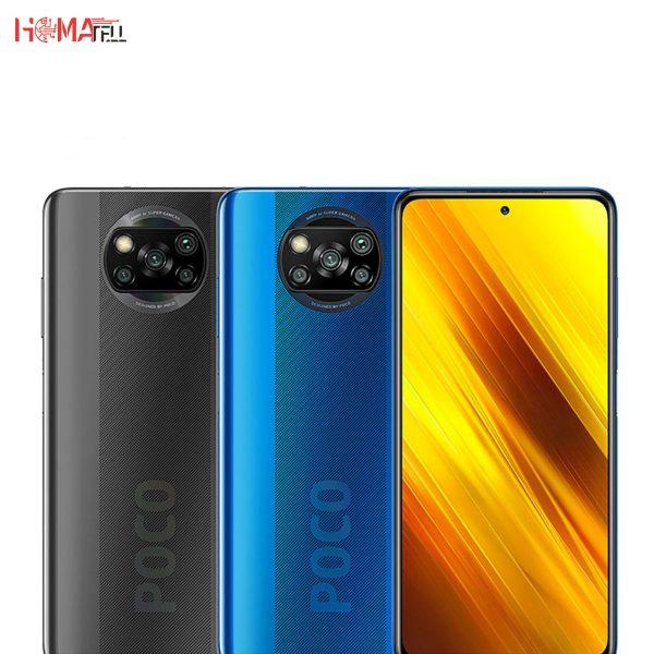 گوشی موبایل شیائومی Poco X3 NFC - ظرفیت 128 گیگابایت