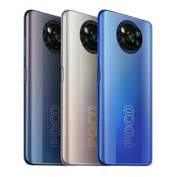 گوشی poco x3 pro رنگبندی